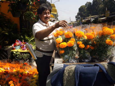 mexique : la population s'apprête à célébrer la traditionnelle