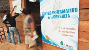Beni-consultation TIPNIS