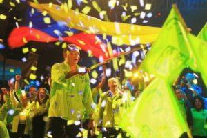 Victoire d'Alianza Pais