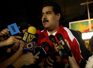 Nicolas Maduro