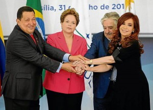Sommet Mercosur