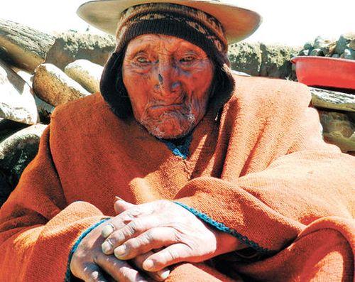 Bolivie L Homme Le Plus Vieux Au Monde Serait Un Aymara Age De 123