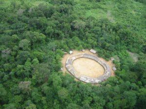 village Yanomami