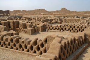 Zone archéologique de Chan Chan