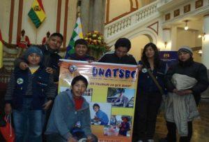 Membres du syndicat Unatsbo
