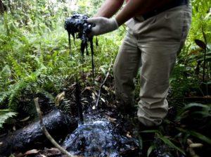 Equateur : désastre écologique imputé à Chevron