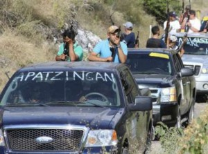 Civils intégrant les groupes d'autodéfense