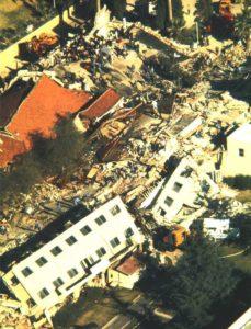 Managua-Tremblement de terre de 1972