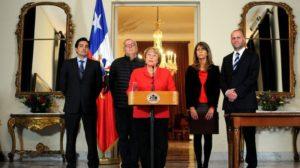 Allocution de la présidente Michelle Bachelet