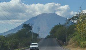 Volcan Chaparrastique