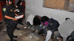 (photo archive 2012) Victimes d'exploitation sexuelle au Pérou