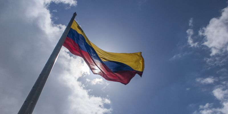 venezuela drapeau national
