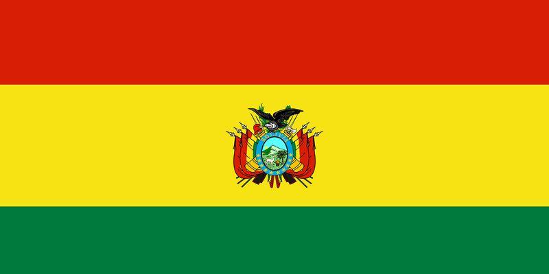 Drapeau bolivien