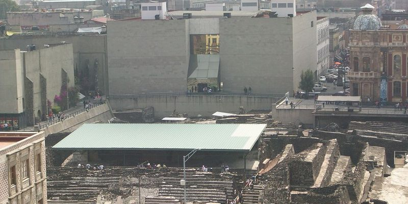 Templo Mayor, Mexico