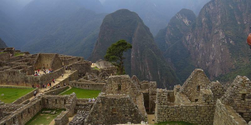 Machu Picchu, site emblématique de la civilisation inca