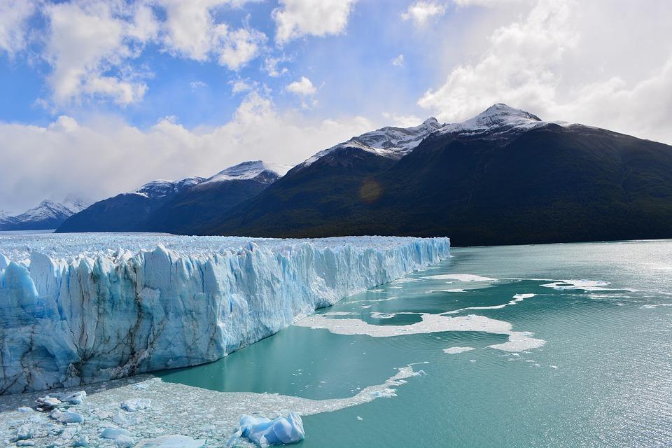 Patagonia, el glaciar argentino